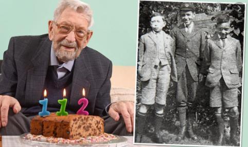 világ legidősebb embere