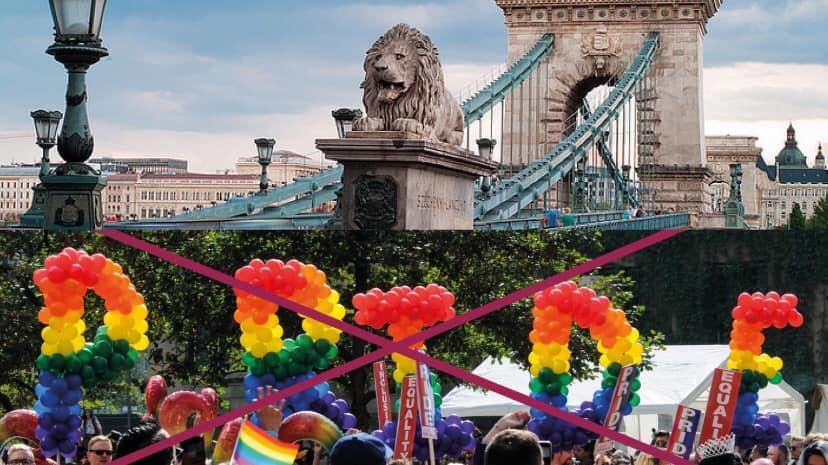 Van, aki a Pride-ról is lemondana a Lánchíd felújításáért