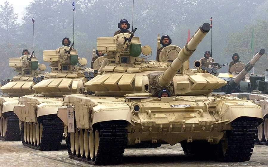 Indiai hadsereg