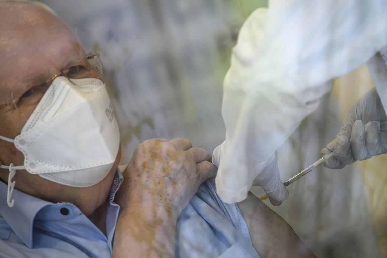 Ausztria - koronavírus - védőoltás
