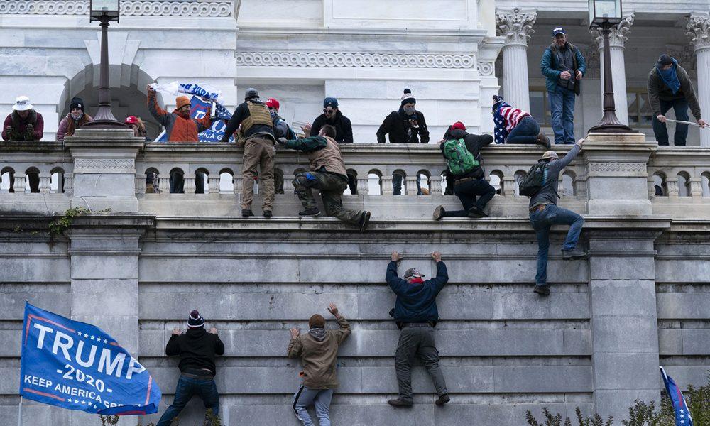 Öngyilkos lett a Capitolium megtámadásánál jelen lévő rendőr