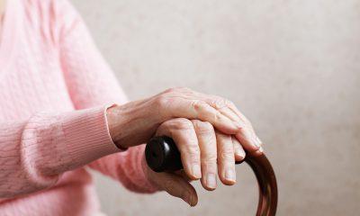 nyugdíjas illusztráció