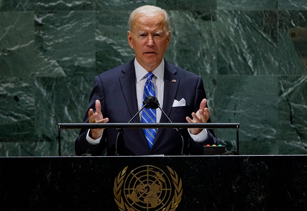 Biden kitart, Irán kötözködik, a tálibok beszélnének