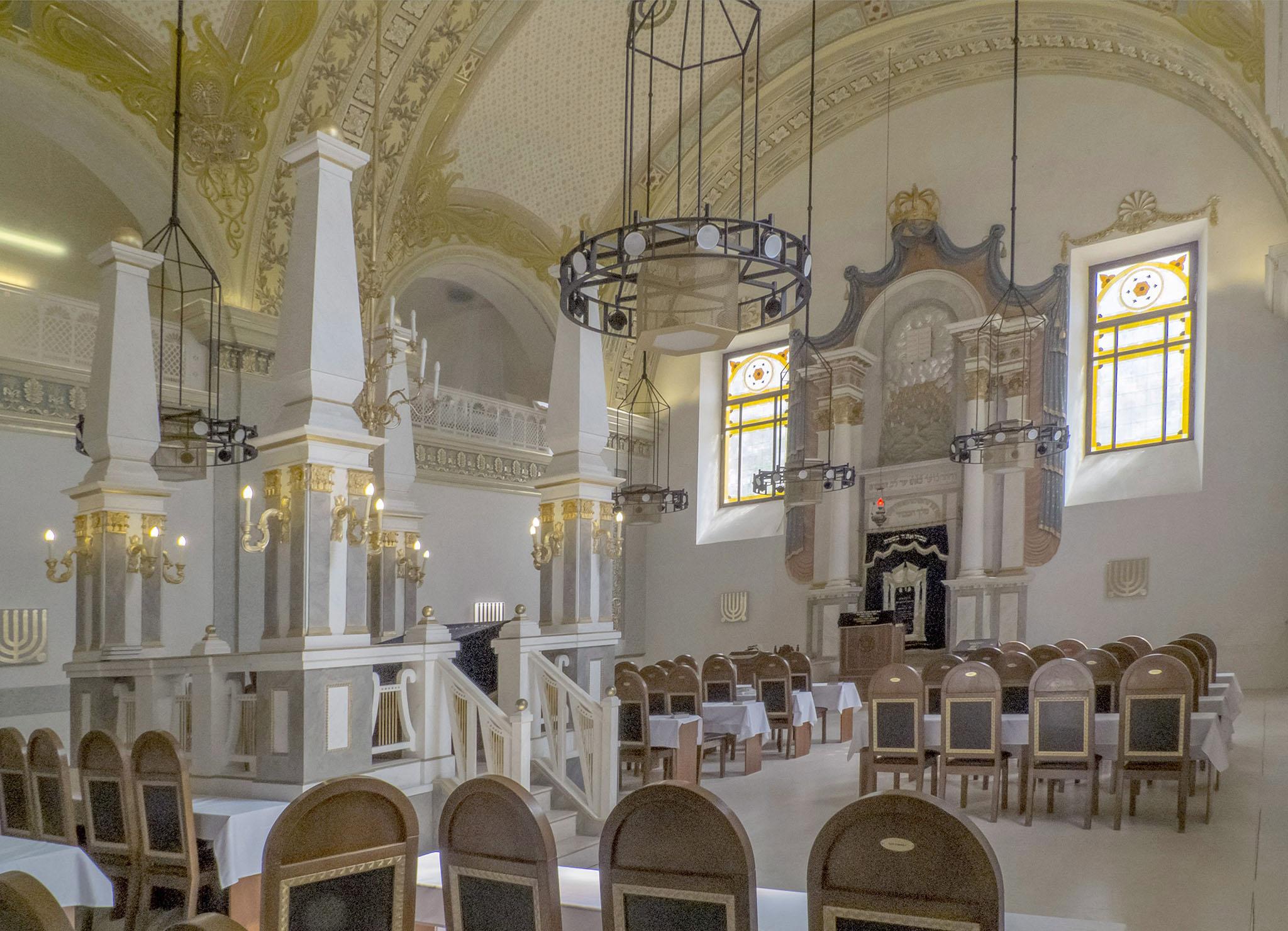 200 éves az Óbudai Zsinagóga