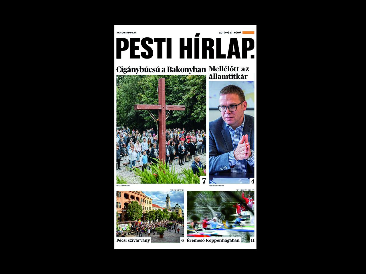Ma indult csak újra az előválasztás; Pécsett tartották az első vidéki Pride-ot – megjelent a Pesti Hírlap